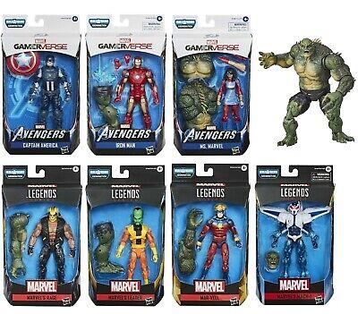 "Marvel Legends Gamerverse Avengers Abomination Wave MACH 1 Loose 6/"" Hasbro 2020"