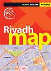 Riyadh Map by Explorer Publishing and Distribution (Paperback, 2013)