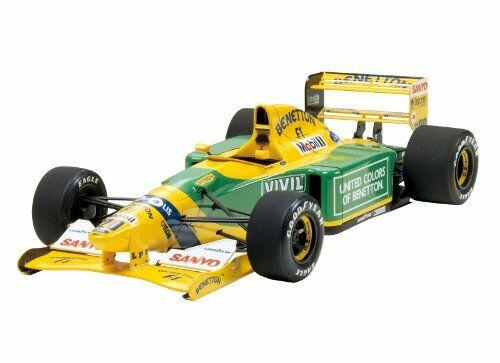 Tamiya 1//20 Grand Prix Collection Series No.36 Benetton Ford B192 Model Car 2003