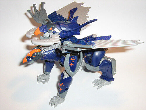 Transformers Beast Hunters DARKSTEEL Complete Prime Voyager