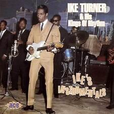 Ike Turner & His Kings Of Rhythm - Ike's Instrumentals (CDCHD 782)