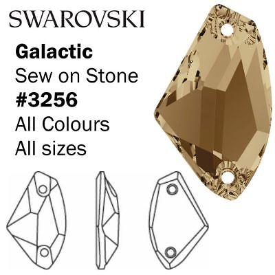 3256 Swarovski® Sew On Crystals Galactic