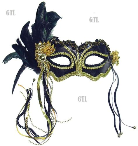 Cat Eye Mask Masquerade Lace Eyemask Venetian Halloween Fancy Dress Accessory