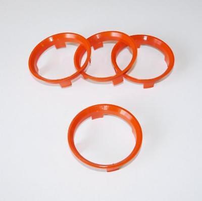 60.1-58.1mm Spigot Rings for Dotz Alloy Wheels