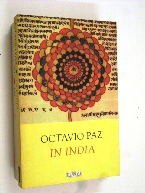 OCTAVIO PAZ - IN INDIA - GUANDA 2001