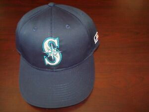 check out bfb01 3a836 Image is loading SEATTLE-MARINERS-OC-3D-MLB-NEW-HAT-CAP-