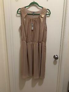 Best Rose Gold Dress Plus Size PNG