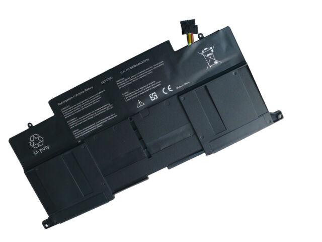 C22-UX31 Battery ASUS ZenBook UX31 UX31A UX31E C21-UX31C23-UX31