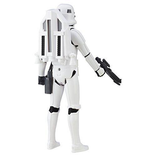 Star Wars Rogue One Stormtrooper Interattivo Imperiale Interattivo Stormtrooper Interactech 12' Figure fcca44