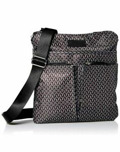 Bnew-ANNE-KLEIN-Double-Pocket-Crossbody-Bag