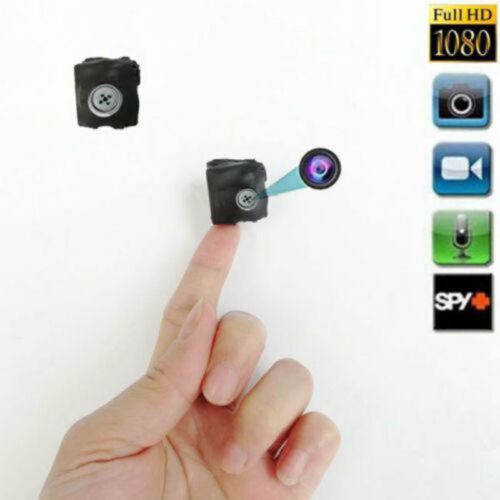 1080P mini Camera HD dvr Hidden CAM Video Recorder DIY screw pinhole Camcorder