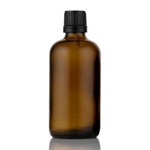 100ml-Amber-Glass-Spray-Bottle-Screw-Cap-Lotion-Pump-Atomiser-Aromatherapy-Vials