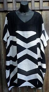 Kaftan-Top-Short-New-Casual-or-dressy-plus-size-10-16