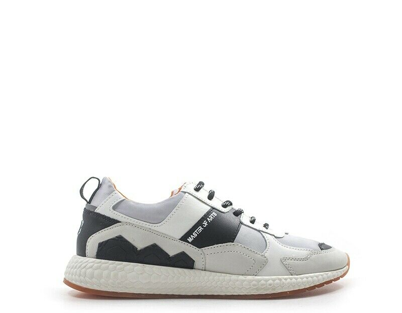 Chaussures MOA Master of Arts Homme BIANCO Nature Cuir, Tissu m1019