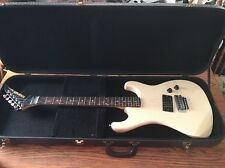 Vintage Kramer Focus 3000 Electric Guitar With Hard Case Beautiful Condition