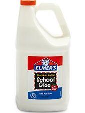 Elmer's Liquid School Glue, Washable, 1 Gallon, 1 Count
