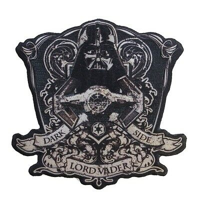 Disney Star Wars Lord Vader Dark Side Patch Officially Licensed Iron On Applique