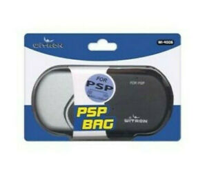 Hard-Case-PSP-PSP-Slim-2000-3000-Street-Sony-Playstation-Black-witron
