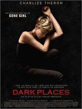 Affiche 120x160cm DARK PLACES 2015 Charlize Theron, Chloë Grace Moretz TBE
