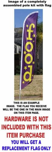 Espresso Cafe Advertising Feather Banner Swooper Flag Sign Replacement Flag...