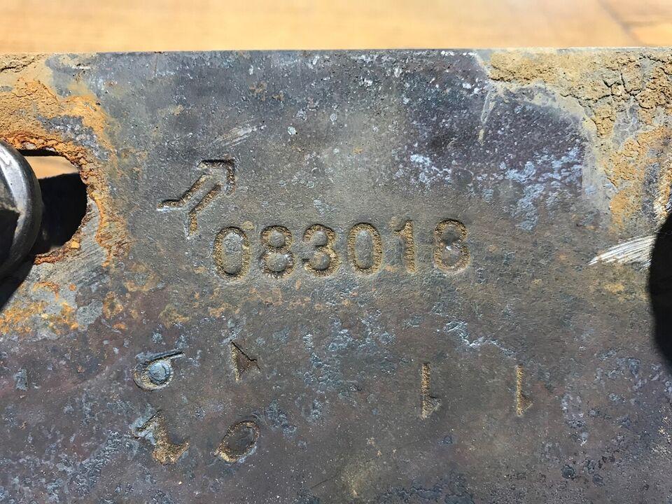 """16"""" skær til Kverneland plov, Kverneland"""