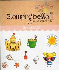 Stamping Bella EB512 Cling Stamps-Surfer