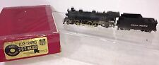 HO BRASS KEY IMPORTS UNION PACIFIC 2-8-2 MIKADO CAB #2480 CUSTOM - SOLD AS IS