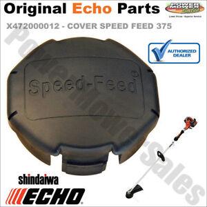 Speed Feed 375 Cover Cap Drum New OEM Genuine ECHO X472000012 Lid Drum