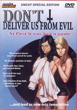 Don't Deliver Us From Evil DVD Mondo Macabro 1971 Joël Séria European Horror