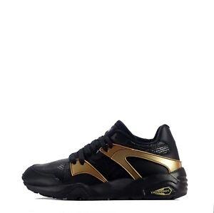 Image is loading Puma-Blaze-Gold-Women-039-s-Leather-Shoes- a2d8a8d8b