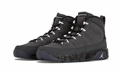 the latest 6901d 1c3ad Nike Air Jordan IX 9 Retro BG GS Shoes Anthracite Black Shoes 5.5Y  302359-013 | eBay