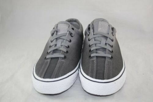 MEN/'S K SWISS CLEAN LAGUNA  LOW 03051073 STNGGRY//BLK//WHITE FASHION SNEAKER
