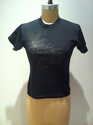Details about Ariana Grande Honeymoon Tour 2015 Girls Juniors Black T Shirt New Official Merch