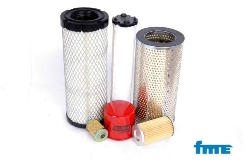 Filterset Takeuchi TB 135 Yanmarmotor 3 TNE 88-E bis Snr 13514050 Filter
