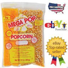 48 Packs 8 Oz. Gold Medal Mega Pop Popcorn Kit Unpopped Premium