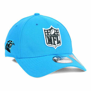 b89eebe37 Carolina Panthers New Era NFL Shield Team Logo Fantasy Football Cap ...