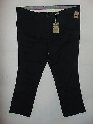 Herrenmode FäHig New Dockers Pleated W48 L32 Straight Fit Rrp £99 Mens Blue Chinos Trousers Kleidung & Accessoires