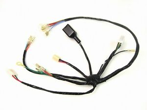 Z50 6v Wiring Harness. . Wiring Diagram Dayton Time Delay Relay Wiring Diagram Egd on