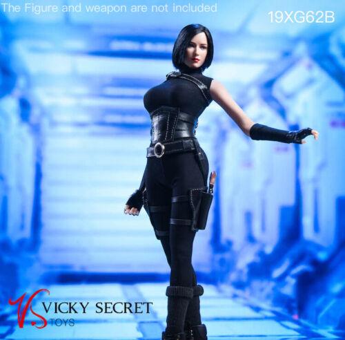 "Vstoys 19Xg62B 1//6 Female Assassin Collants Holster tueur Vêtements Set 12/"" figure"
