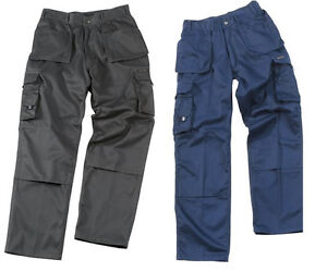 Work Pants with Pouch