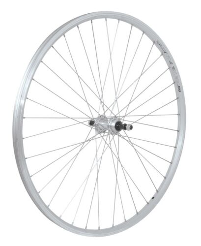 """6 or 7 times! Force 28/"""" Rear Wheel RMX 219 Silver with Screw Crown 5"""