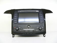 FORD S-MAX SMAX GPS NAVIGATION RADIO NAVI SAT NAV NX HSRNS BM2T18K931ED