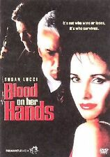 Blood On Her Hands (DVD, 2006)