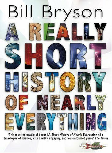 1 of 1 - BOOK-A Really Short History of Nearly Everything,Bill Bryson