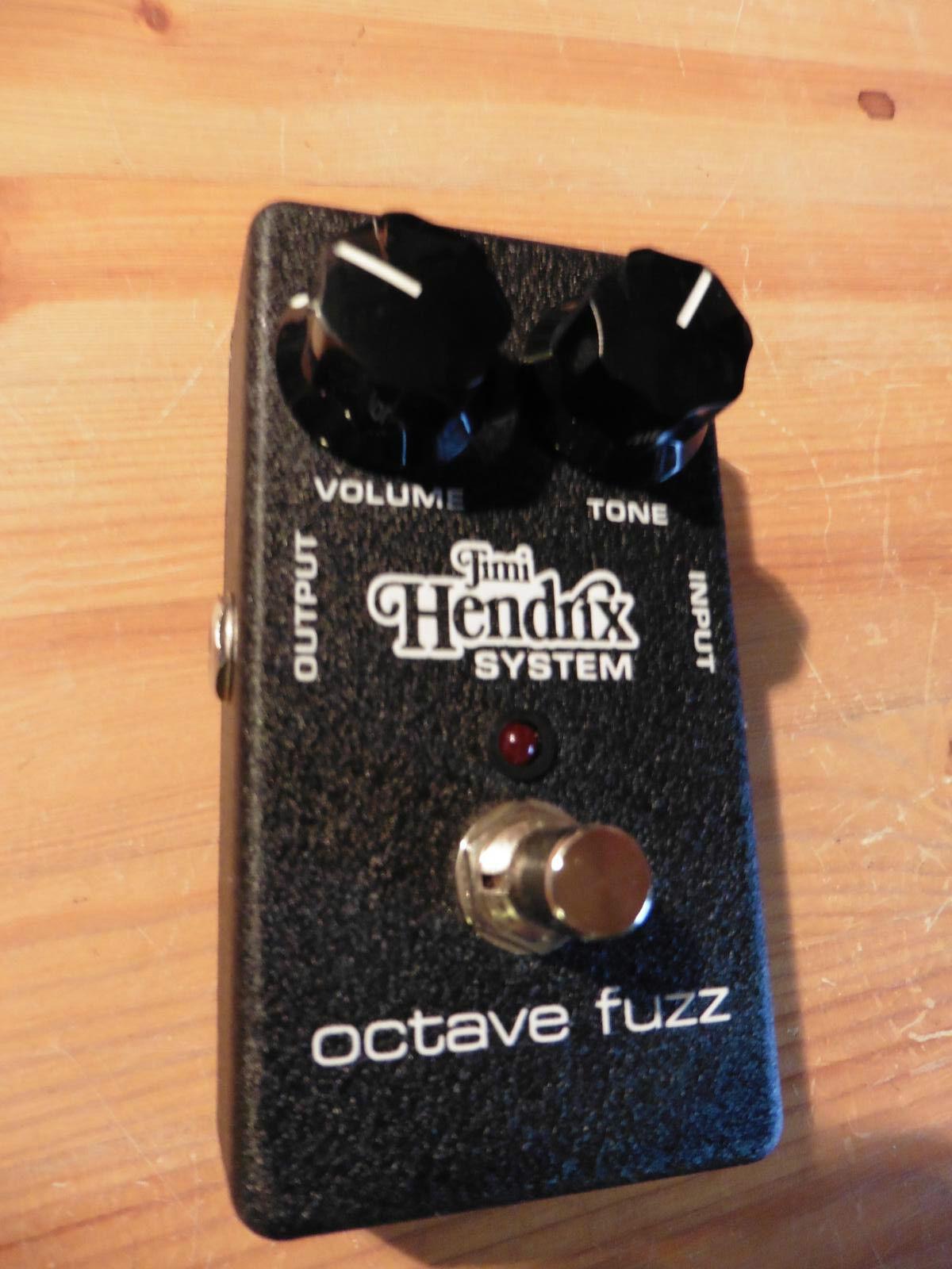 MXR Jimi Hendrix Octave Fuzz -  Jimi Hendrix System