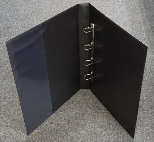 Ordner mit 4-Ring-Mechanik Hochformat 4130280 A3 VELOFLEX Ringbuch EXCLUSIV