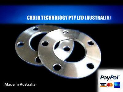 Wheel Slip On Spacer 10mm 5x100 /& 5x112 CB 66.6 mm 2 pcs