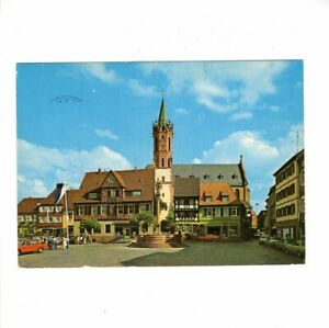 AK Ansichtskarte Ladenburg am Neckar - 1989