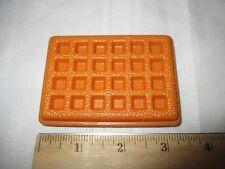 Fisher Price Fun with Food breakfast part waffel waffle lego egg o eggo toy yumm
