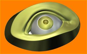 "/""Eye/"" plastic soap mold soap making mold mould"